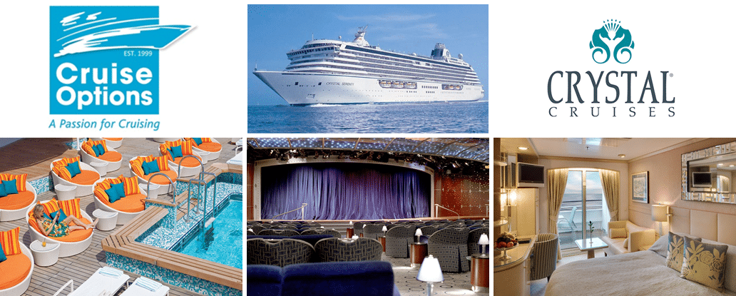 travel agent for cruises
