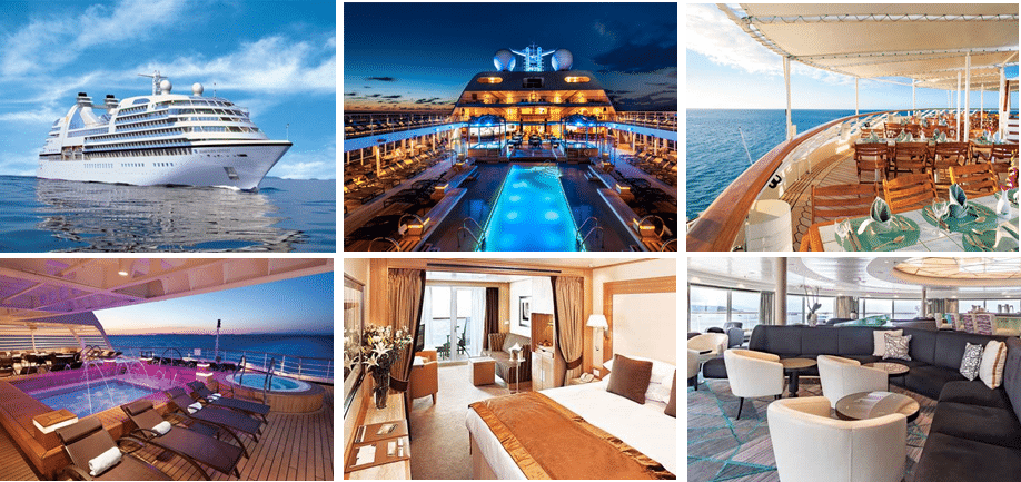 cruise line agent