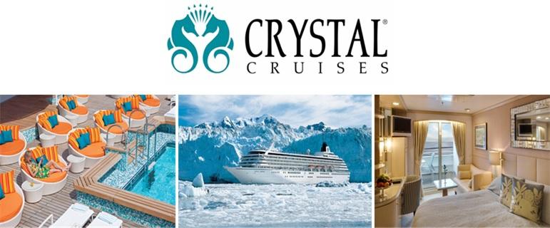 Crystal Cruises Travel List