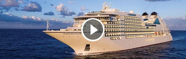 SEABOURN 2021 Europe cruises - ships