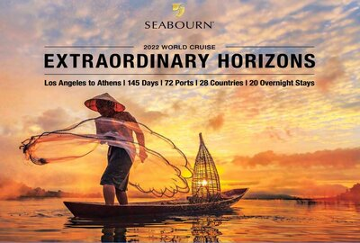 Seabourn World Cruise 2022