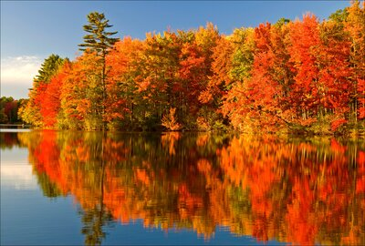 New England & Canada - Autumn Colours
