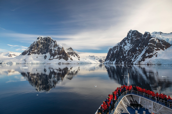 Antarctica expedition cruises-silversea