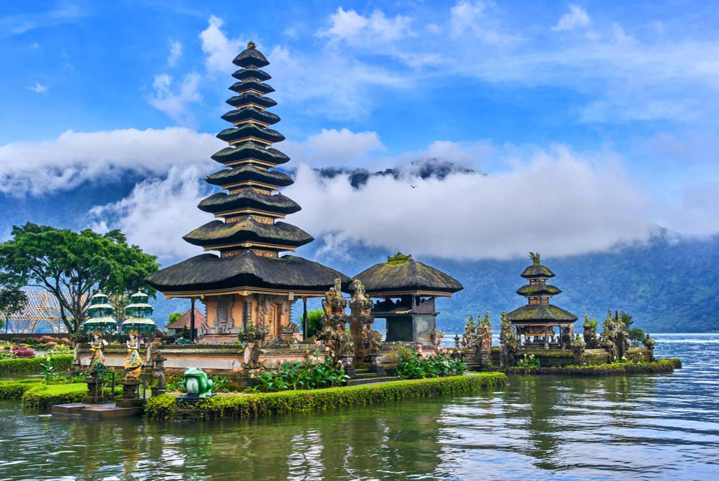 Bali - ulun danu beratan temple