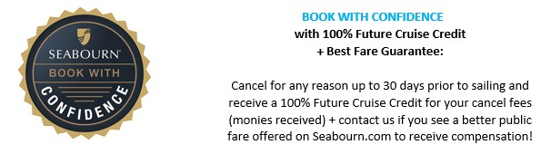 Seabourn Book with Confidence