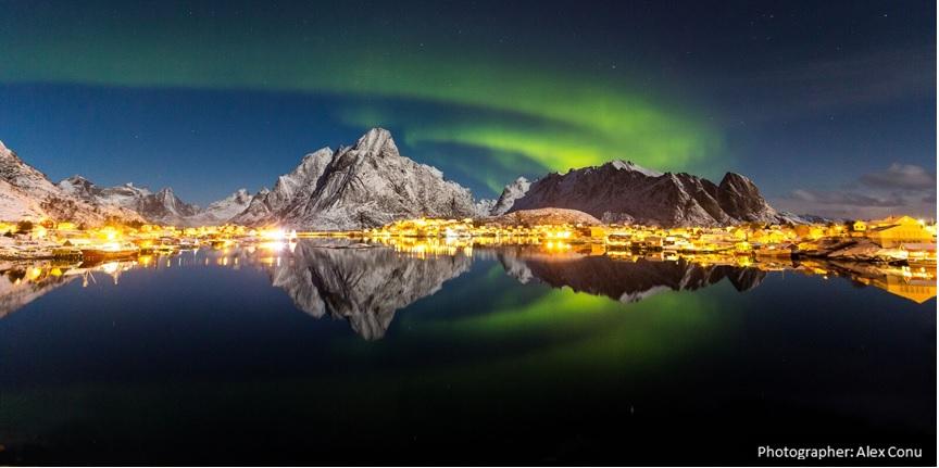Alex Conu Northern Lights