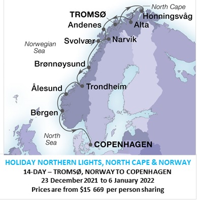 Inaugural Northern Lights