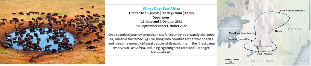 Wings Over East Africa