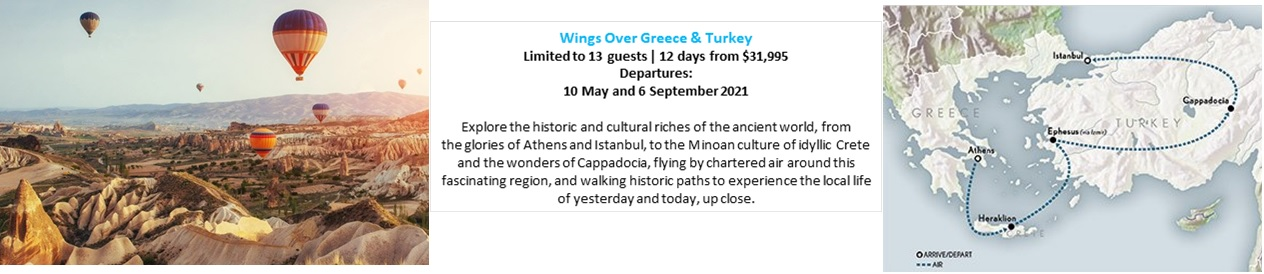 Wings Over Greece & Turkey