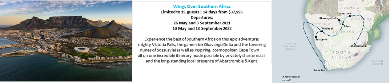 Wings Over Southern Africa
