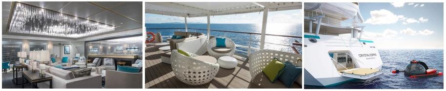 Seychelles - Crystal Cruises