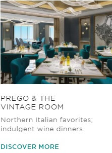 Prego & the Vintage Room