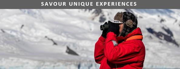 Seabourn Venture Experiences